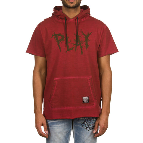 Carbona Hoodie (Tango Red)