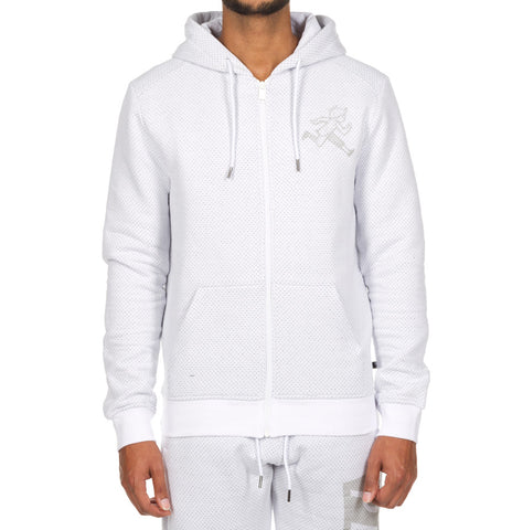Bright Night Zipped Hoody