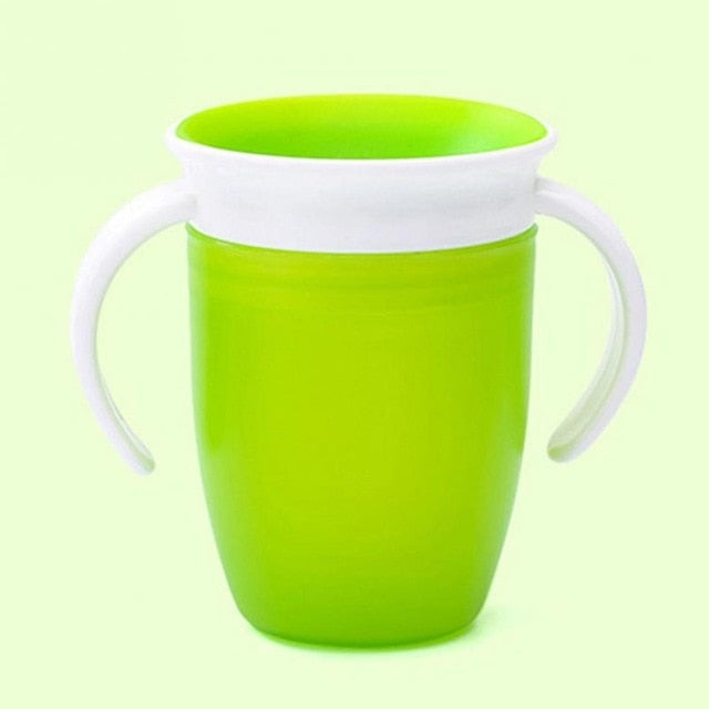 360 Degrees Drinking Cup, Can Be Rotated