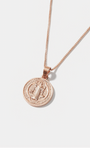 Wishing Well Coin Necklace