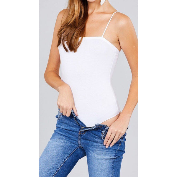 Must Have Bodysuit - White