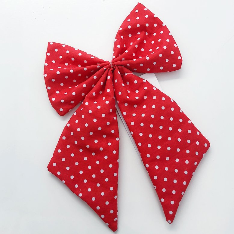 Polka Interchangeable bow