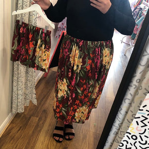 Mama and Mini Autumns Here skirt