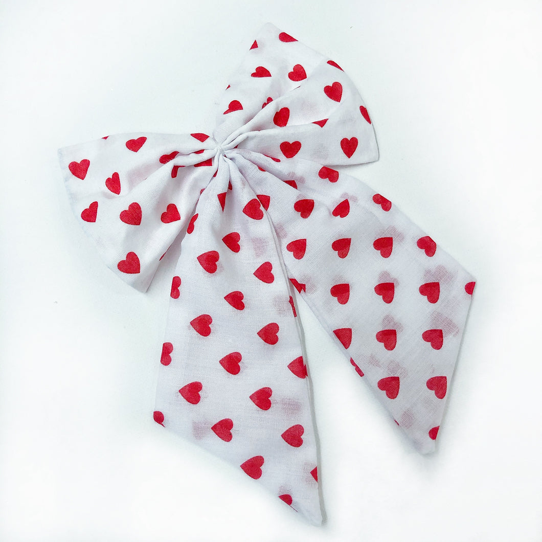 Valentine's Day interchangeable Deluxe Bow