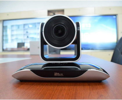 YSX Video Conference Camera HD 1080p 3X Optical Zoom Wide Angle