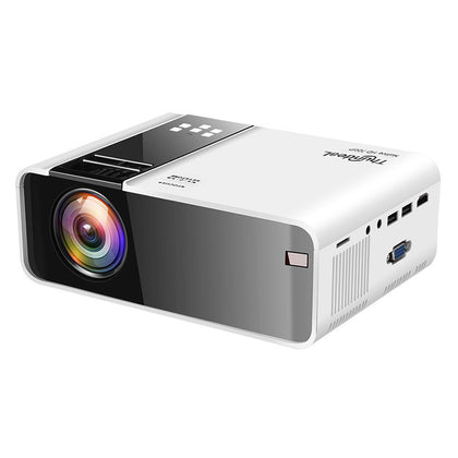 HD Mini Projector Native 1280 x 720P LED Android WiFi Projector - HomegoPlus