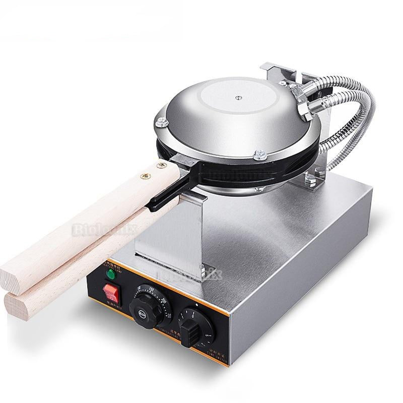 220V 110V Commercial Electric Waffle Iron Maker Machine