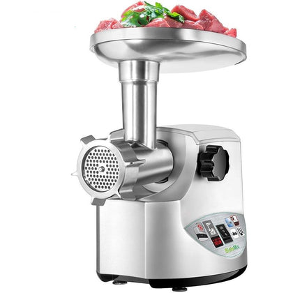 Heavy Duty 3000W Max Powerful Electric Meat Grinder - HomegoPlus