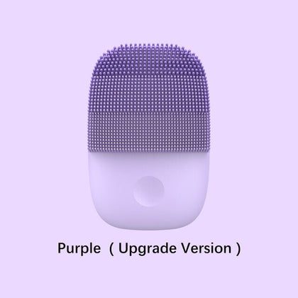 Electric Sonic Facial Cleansing Brush Upgrade Version - HomegoPlus