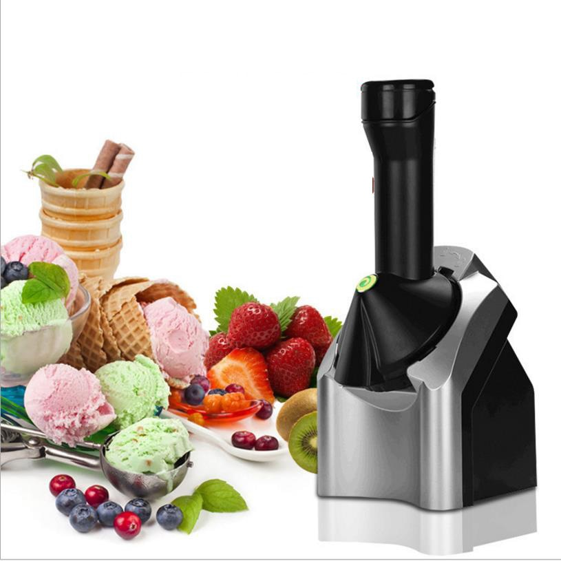 1.5L Electric Automatic Frozen Fruit Ice Cream Machine 220V