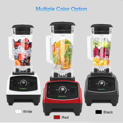 BPA Free Heavy Duty Commercial Grade Blender Mixer Juicer - HomegoPlus