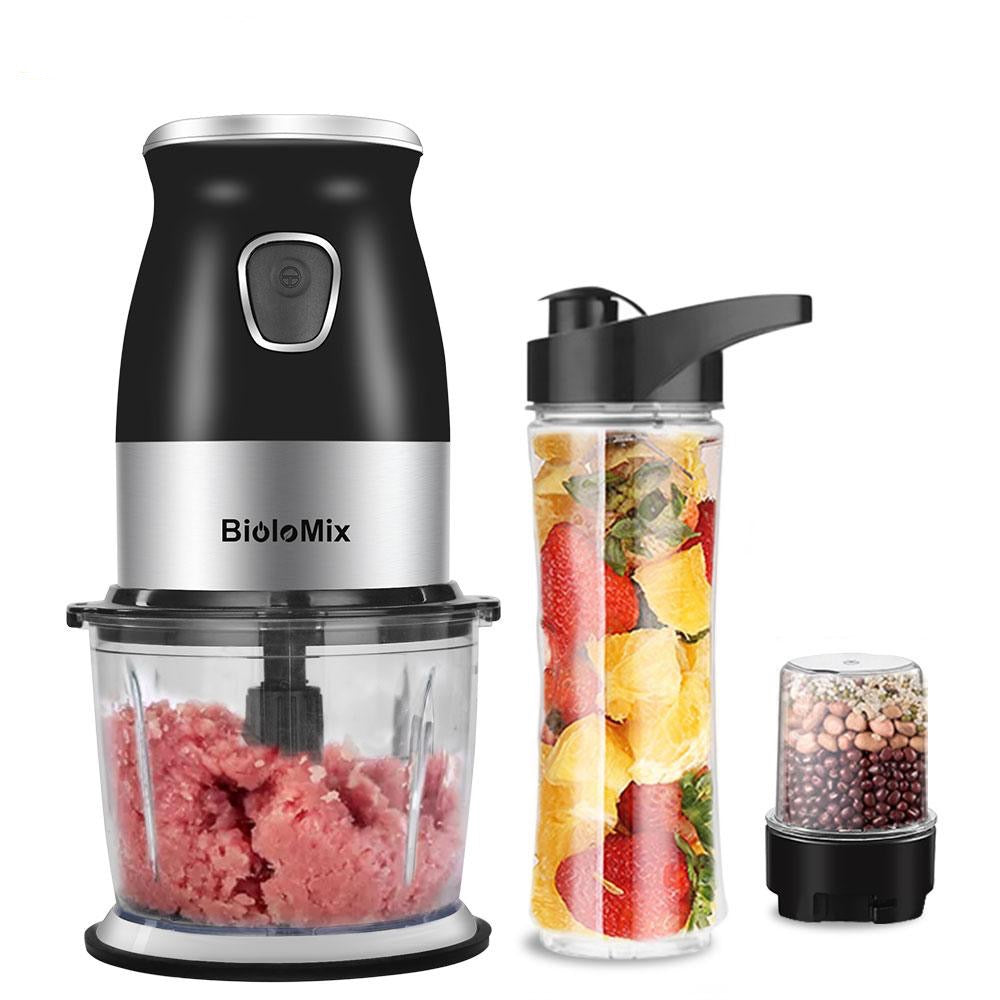 BPA FREE 500W Portable Personal Blender Mixer Food Processor