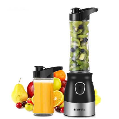 BPA FREE 500W Portable Personal Blender Mixer Food Processor - HomegoPlus