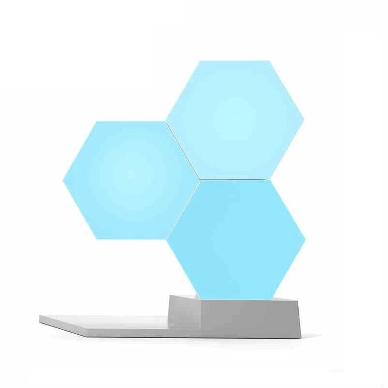 Quantum Lamp DIY LED Night Light Voice Control Smart APP Control