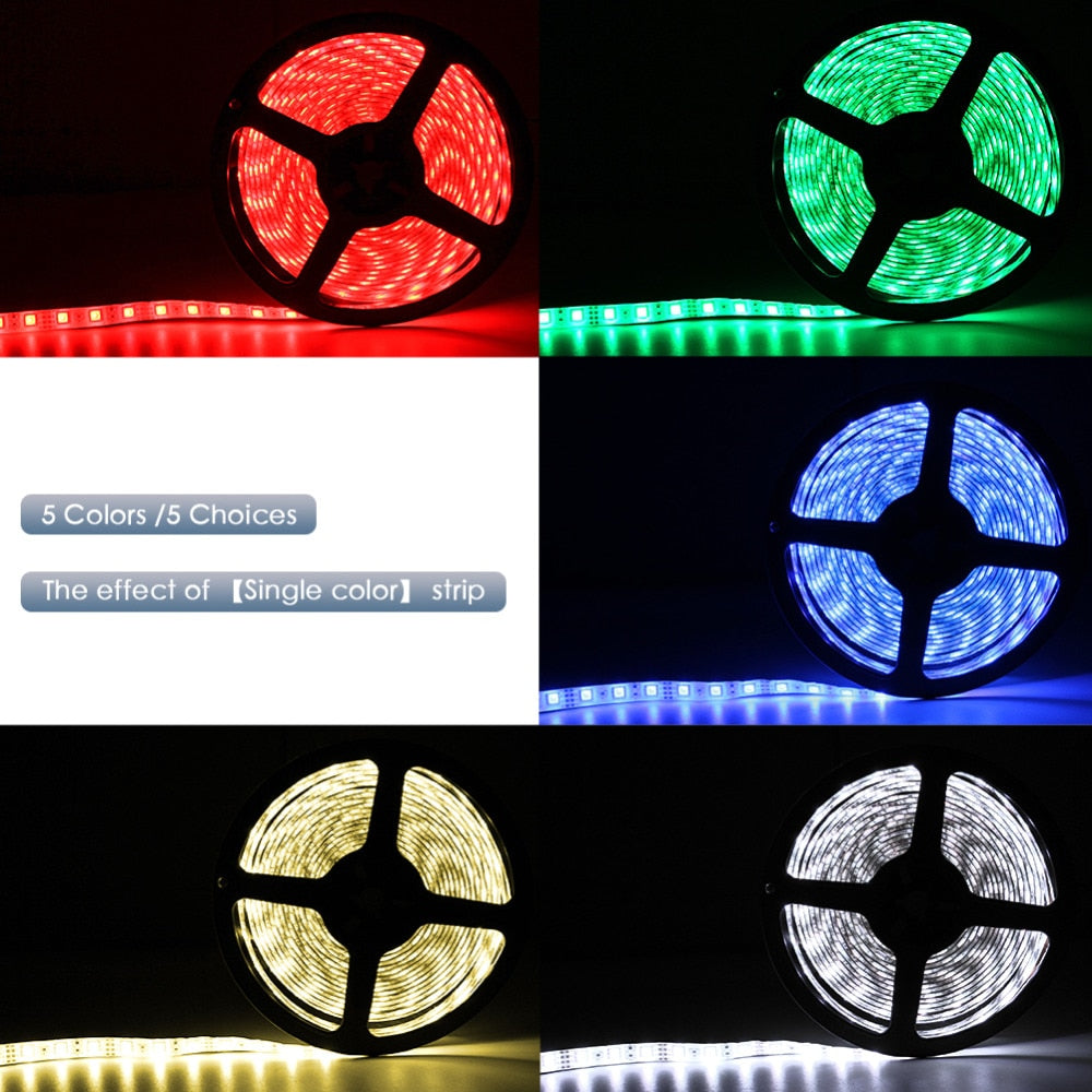 USB LED Strip DC 5V TV Background Lighting