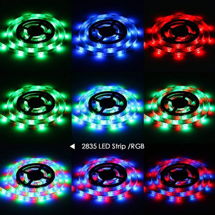 USB LED Strip DC 5V TV Background Lighting - HomegoPlus