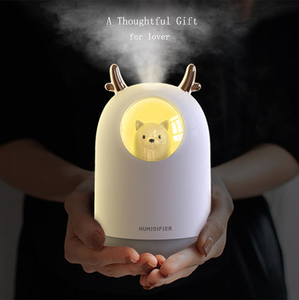 USB Air Humidifier Water Replenisher Mini - HomegoPlus