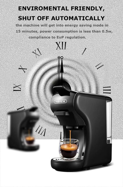 3 in 1 multiple Espresso Coffee Capsule Machine - HomegoPlus