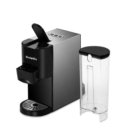 3 in 1 Espresso Coffee Machine 19Bar 1450W - HomegoPlus