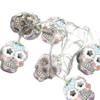 Halloween LED String Lights Garden Home Party Decoration - HomegoPlus