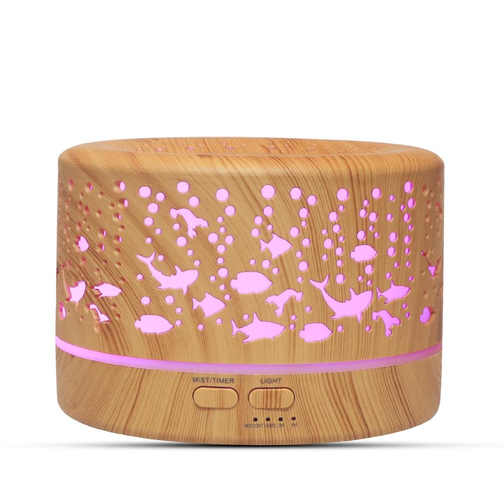 700ml Sea World Aroma Diffuser Essential Oil Humidifier