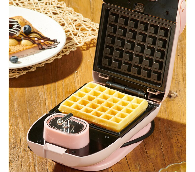 Electric Waffles Maker Iron Sandwich Bubble Egg Cake 220V