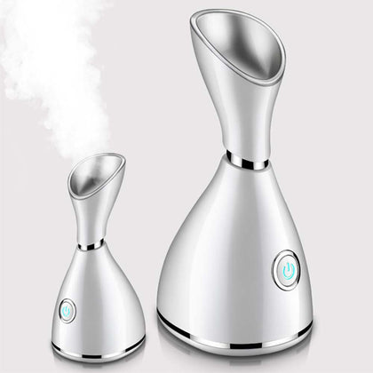 Nano Deep Cleaning Facial Hot Steamer Face Sprayer - HomegoPlus