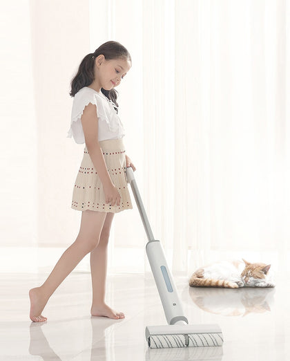 DD1 Electric Mopping Handheld Wireless Floor Window Washers - HomegoPlus