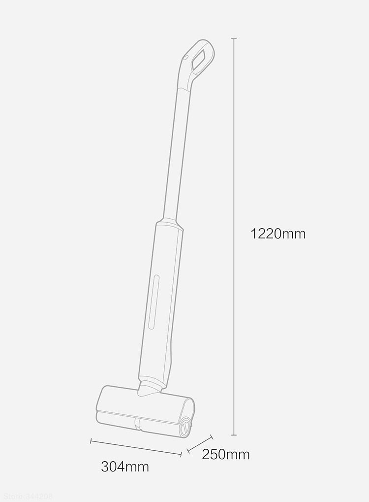 DD1 Electric Mopping Handheld Wireless Floor Window Washers
