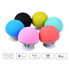 Mini Mushroom Waterproof Wireless Bluetooth Speaker