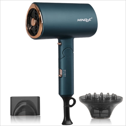 Foldable Professional Hair Dryer Strong Wind with Anion Portable - HomegoPlus