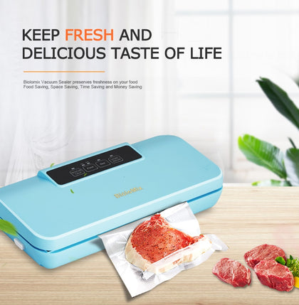 Vacuum Sealer Upgraded Automatic Food Packing Machine - HomegoPlus