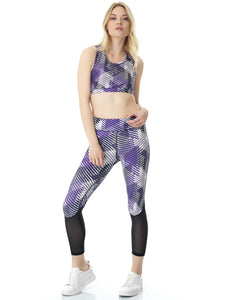 SPORTY VIOLET DECK MOTION ADAPT SET