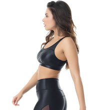 Load image into Gallery viewer, CHALLENGE SPORT BRA  - BLACK