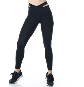 MAZZY LEGGINGS - BLACK