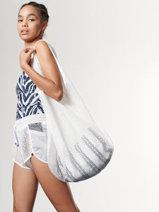AESTHETE ACTIVE BAG - WHITE
