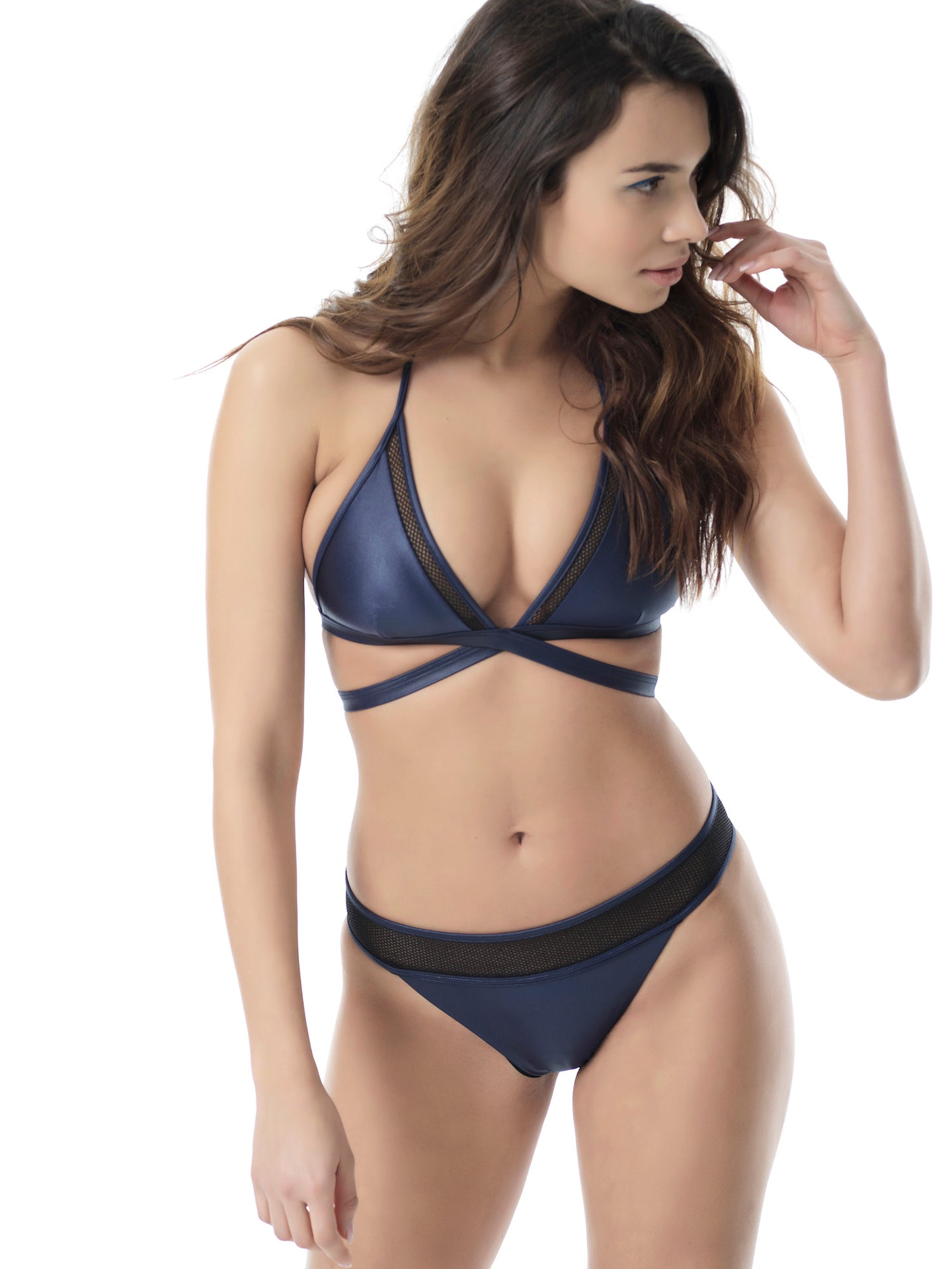 REEF DAZZLE BIKINI - SET (NIGHT BLUE)