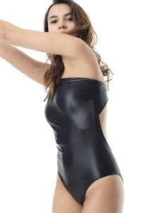 NAMMOS DAZZLE SWIMSUIT - BLACK