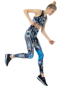 SUMMER BREEZE PLACEMENT PRINT LEGGINGS  *****WEB-ONLY*****