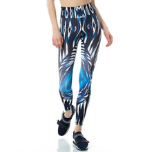 Load image into Gallery viewer, SUMMER BREEZE PLACEMENT PRINT LEGGINGS  *****WEB-ONLY*****