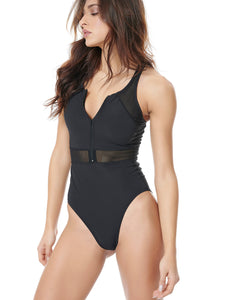 ELLYSIAN SWIMSUIT - BLACK