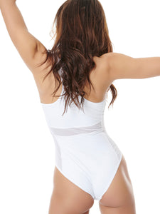 ELLYSIAN SWIMSUIT - WHITE