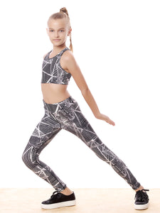ERGON KiDS SET (LEGGINGS & TOP)