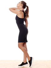Load image into Gallery viewer, SPORT MINI BLACK DRESS