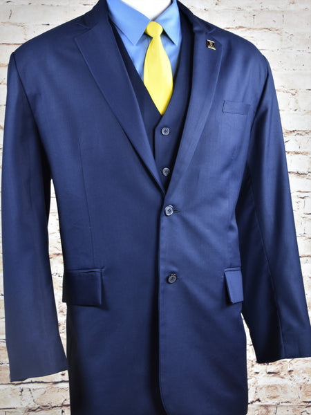Men's Mark I Tactical 3 Piece Suit - Bespoke