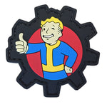 Thumbs Up Pip Boy - PVC Patch - Large