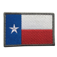 Texas State Flag - Embroidered - Large