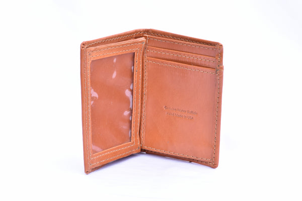 The Vertical - Bi Fold Wallet