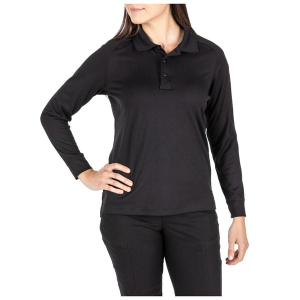5.11 Women's Long Sleeved Polo
