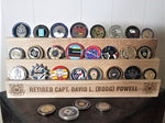 Desktop Coin Display - Tiered
